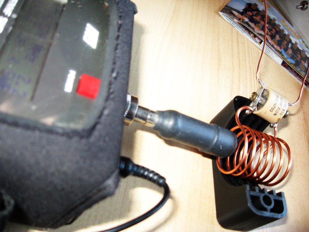 Measuring traps mfj259b for Meter trap