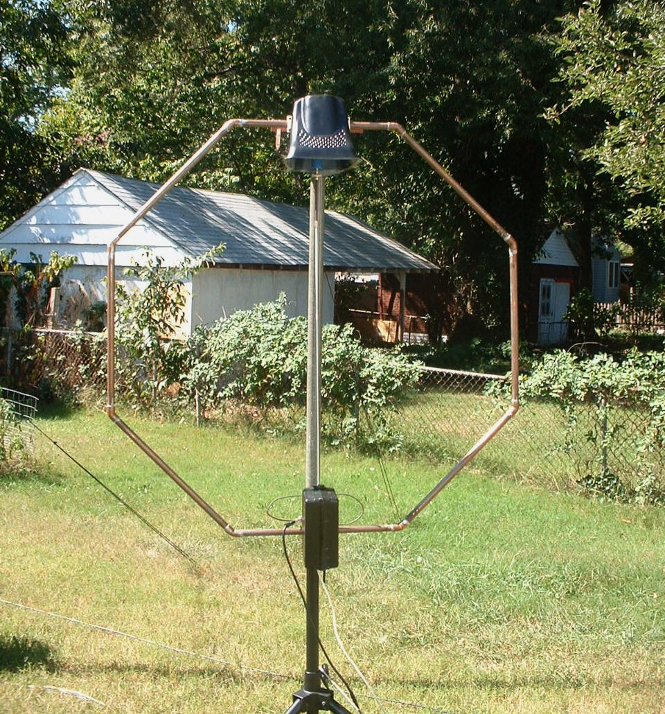Privacy Fence Dipole??